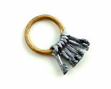 Melody Jane Dolls House Key Ring Bunch of Keys Falcon Miniature 1:12 Accessory