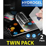 2 PACK For Samsung Galaxy S7edge 3D Hydrogel Protective Film Screen-Protector