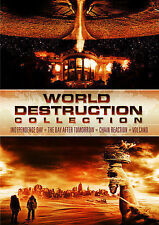 World Destruction Box Set [Independence Day / Chain Reaction / The Day After Tom