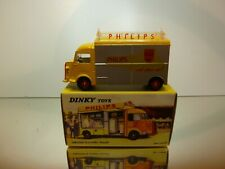 DINKY TOYS ATLAS 587 CITROEN CAMIONETTE -  PHILIPS - YELLOW - EXCELLENT IN BOX