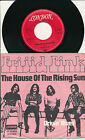 """FRIJID PINK 45 TOURS 7"""" GERMANY THE HOUSE OF THE RISING SUN"""