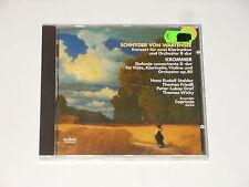 Hans Rudolf Stalder - Clarinet - CD - SCHNYDER VON WARTENSEE - KROMMER