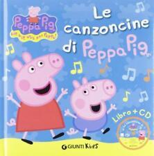 Le canzoncine di Peppa Pig. Con CD Audio