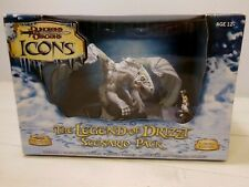 Dungeons & Dragons Icons The Legend of Drizzt Scenario limited ed miniature D&d