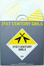 21st Century Girls ENHANCED CD single Oakenfold Remixes + Video CD #2 PROMO