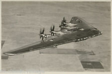 Postcard 1127 - Aircraft/Aviation Real Photo Northrop XB-35 Flying Wing