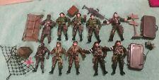 """Chap Mei SOLDIER FORCE 3.75"""" action figure Lot"""