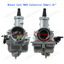 Mikuni 30mm Carb VM26 Carburetor For 150cc 160cc 200cc 250cc Motor Pit Dirt Bike