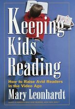 Keeping Kids Reading: How to Raise Avid Readers in