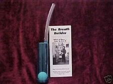 Breath Builder Hockey players # 1 Lung Power building device in the world.