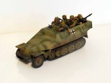 28mm Bolt Action Chain Of Command German Hanomag 251 With Crew - Painted #2