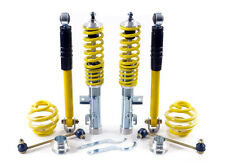 (02-08) Seat Ibiza 6L / VW Polo 9N/9N3 FK AK Street Coilover Suspension Kit NEW