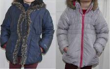 Lot de 2 Magnifique doudoune veste  pour Fille 104/110   Taille  Fr  4/5 ans
