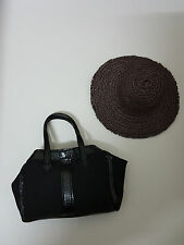 Fashion royalty Integrity High Visibility Agnes Von Weiss 2014 BAG & HAT ONLY
