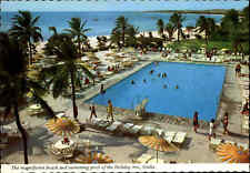 ARUBA Holiday Inn Hotel Palm Beach Netherlands Antilles Niederländische Antillen