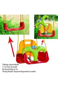 Swing For Child Baby Kids Portable Play Activity Amusement Safe Toy Rocking Hang