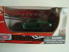 Miniature 1/43° Lotus Exige S verte Motor Max neuve