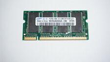 SAMSUNG PC2700S-25331-A0 512MB DDr PC2700 CL2.5 MEMORY M470L6524DU0-CB3