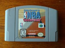 Kobe Bryant in NBA Courtside Nintendo 64 Cart only, tested