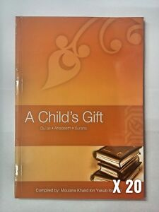 20 X A CHILD'S GIFT   CHILDREN   ISLAMIC BOOK