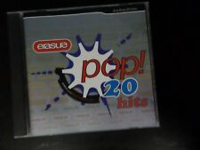 CD ALBUM - ERASURE -  POP 20 HITS