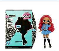 LOL Surprise OMG Series 3 Class Prez Fashion Doll +2 free lol winter disco balls