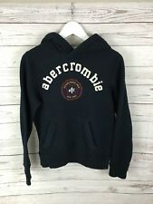ABERCROMBIE & FITCH Hoodie - XL - Navy -Great Condition - Kids