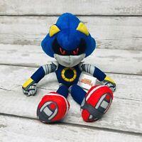 "Sega Tomy Sonic Boom Series Metal Sonic Character 10"" Plush Soft Toy Rare"