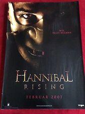 Hannibal Rising Kinoplakat Poster A1, Teaser Anthony Hopkins
