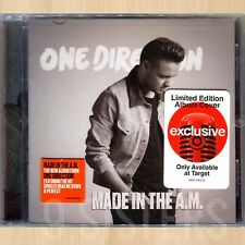 LIAM Payne COVER----> ONE DIRECTION Made In The A.M. TARGET 1D CD Perfect   0803