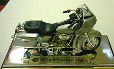 MAISTO 1:18 MOTO HARLEY DAVIDSON 2002 FLTR ROAD GLIDE ART 34360