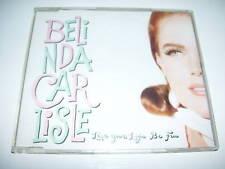 Belinda Carlisle - live you life be free  3tr. cdm 1991