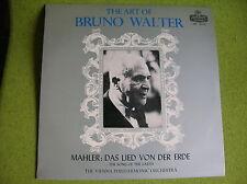 LP BRUNO WALTER- MAHLERDAS LIED...VIENNA PHILAR-LONDON JAPAN PRESS MR 5036