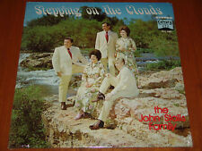 THE JOHN STALLS FAMILY - STEPPING ON THE CLOUDS  - 1974 ULTRA RARE SEALED LP ! !