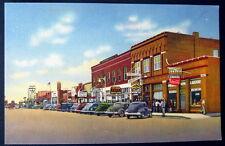Lordsburg NM  ~ 1940's Downtown ~ Retro ~COCO COLA SIGN