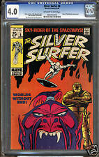 Silver Surfer #6 CGC 4.0 VG Universal