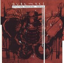 Affliction, Endocrine... Vertigo by Overmars (Metal) (CD, May-2005, Candlelight)