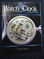Watch and Clock Bulletin July/August 2012 [Single Issue Magazine] [Jan 01, 201..