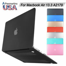 "For 2020 MacBook Air 13.3"" A2179 Hard Rubberized Shell Case Cover Protector 13"""