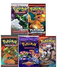 Pokemon Cards - 5 Booster Pack Lot (Random packs) - New Sealed