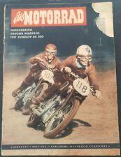 Das Motorrad Heft Nr. 2 August 1949