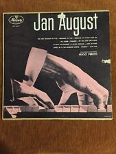 Andy Warhol Art Cover LP Jan August Plays Songs To Remember Progressive Piano