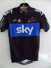 Sky Cycling Bradley Wiggins Tour de France 2012 Adidas Pinarello Jersey Shirt