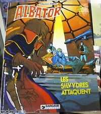BD ALBATOR eo 1981 Les silvydres attaquent * FRENCH COMIC BOOK * Captain Harlock