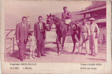 * HORSE RACING - La Rinconada Hippodrome, Caracas Venezuela - 13 Photos 1961-62