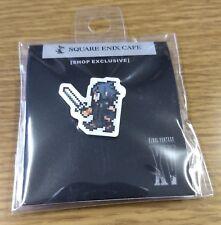 Square Enix Final Fantasy XV 15 NOCTIS lapel pin badge button Japan limitted