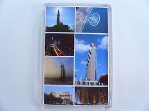 Dubai, Novelty Fridge Magnet