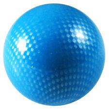 Carbon Fiber Arcade Stick Ball Top Sanwa Semitsu Mad Catz Hori Joystick - Blue