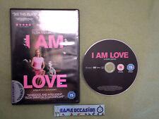 I AM LOVE / FILM BY LUCA GUADAGNINO /TILDA SWINTON/LANGUAGE ITALIAN ENGLISH /DVD
