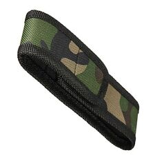 Tight Closure Flashlight Cover Camouflage Holster Flashlight Bag Nylon Pouch
